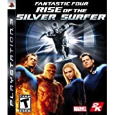 Fantastic 4 Silver Surfer (輸入版) - PS3