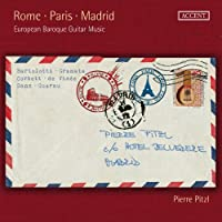Various: Rome/Paris/Madrid