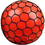 Plus Nao(プラスナオ) グレープボール スクイーズボール おもちゃ 玩具 ボールをにぎってブドウに変わる 葡萄 ストレス解消グッズ ストレス