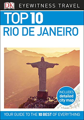 Top 10 Rio de Janeiro (EYEWITNESS TOP 10 TRAVEL GUIDES)