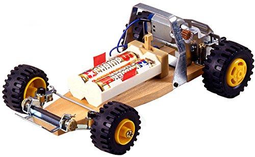 楽しい工作シリーズ No.112 バギー工作基本セット (70112)