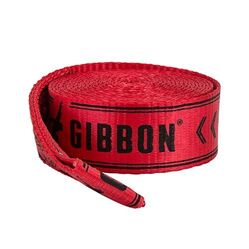 [ ギボン ] Gibbon スラックラッククラシック レッドウェビング スラックライン 14539 レッド 体幹トレーニ...