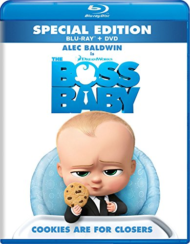 Boss Baby/ [Blu-ray] [Import]