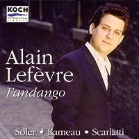 Fandango;Soler/Rameau/Scarlatt