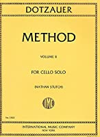 DOTZAUER - Method Vol.2 para Violoncello (Stutch)