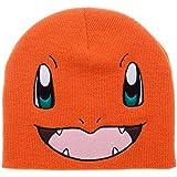 [バイオワールド]bioWorld Pokémon Charmander Knit Beanie Cap Hat 190371317040 [並行輸入品]