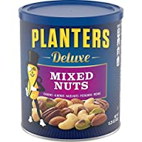 Planters Deluxe Mixed Nuts, 15.25 Ounce (432g) by Planters