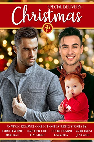 Special Delivery: Christmas: An Mpreg Romance Collection (English Edition)