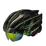 ROCKBROS(ロックブロス) サングラス付きヘルメット