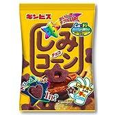 ギンビス しみチョココーン 25g×20袋