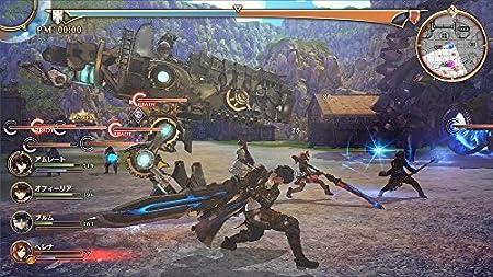 蒼き革命のヴァルキュリア -PS4