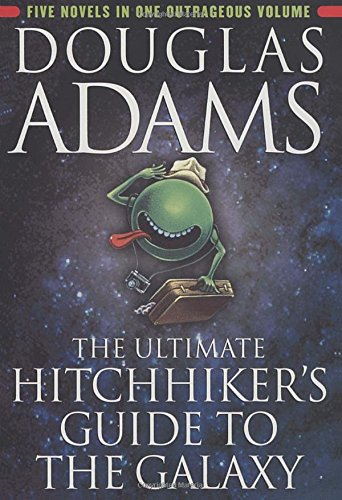 The Ultimate Hitchhiker's Guide to the Galaxy: Five Novels in One Outrageous Volumeの詳細を見る