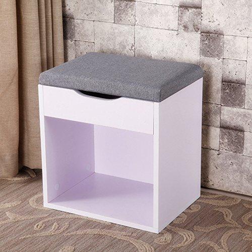 オスパイ(OSPI) くつ箱 靴箱 腰掛け ボックス 収納ボックス ベンチ スツール 幅40cm