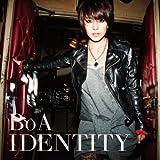 IDENTITY(DVD付)【ジャケットA】