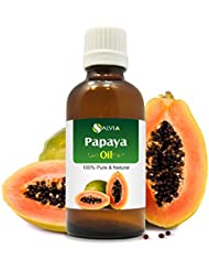 PAPAYA OIL 100% NATURAL PURE UNDILUTED UNCUT ESSENTIAL OIL 50ML