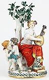 マイセン 人形 フィギュア フィギュリン 神話大作 舞踏女神 テルプシコラ 大型 高額作品 限定 完全
