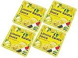 カルディオリジナル 塩レモンパスタソース 30g×4袋 【合計4個セット】