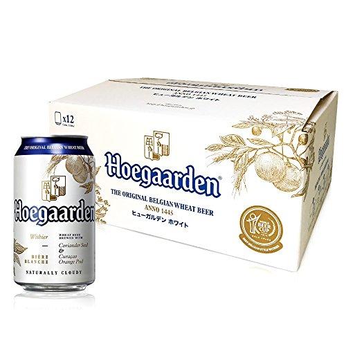 ヒューガルデン ホワイト 缶330ml×24