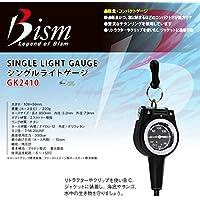 Bism SINGLE LIGHT GAUGE シングルライトゲージ GK2410