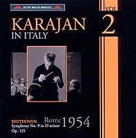 V 2: Karajan In Italy by LUDWIG VAN BEETHOVEN (2011-11-22)