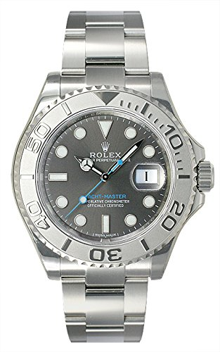 (ロレックス) ROLEX 腕時計 ヨットマスター ロレジウム 116622 ダークロジウム メンズ [並行輸入品]