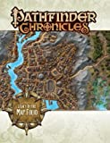 Pathfinder Chronicles Map Folio: Legacy of Fire