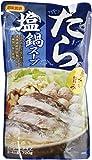 日本食研 たら塩鍋スープ 720g×2個