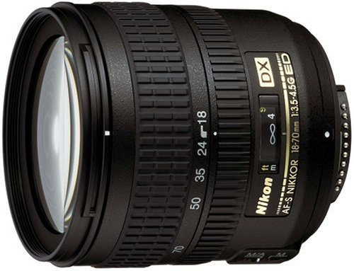Nikon AF-S DX Zoom Nikkor ED 18-70mm F3.5-4.5G (IF) ニコンDXフォーマット専用