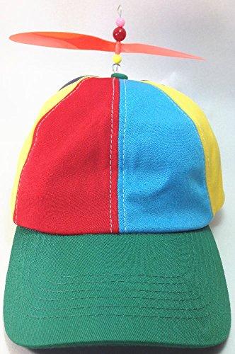 プロペラ 帽子 キャップ...
