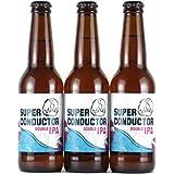 8ワイアード スーパーコンダクター ダブルIPA 330ml×3本 クラフトビール