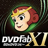 DVDFab XI BD&DVD コピー|ダウンロード版
