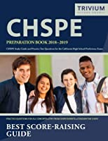 CHSPE Preparation Book 2018-2019: CHSPE Study Guide and Practice Test Questions for the California High School Proficiency Exam [並行輸入品]