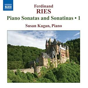 Piano Sonatas & Sonatinas 1