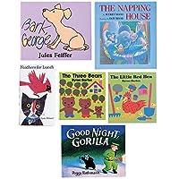 Constructive Playthings BOK-105 Classroom Essentials Classics Hardcover Books Grade: Kindergarten to 1 Set of 6 [並行輸入品]