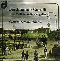 Trii Per Flauto, Violino E C