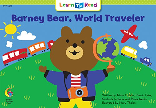 Barney Bear, World Traveler (Social Studies Learn to Read)の詳細を見る