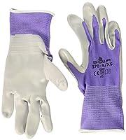 12/Pack Showa Best Glove,Inc 370Plxs-05.Rt Xsmall Kid Garden Nitril Glove [並行輸入品]