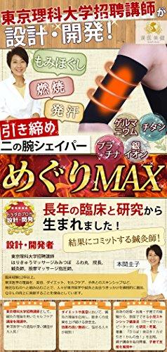 めぐりMAX 二の腕シェイパー 3枚目のサムネイル