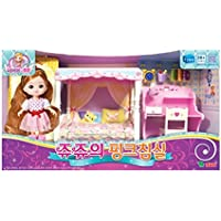 YOUNGTOYS Fairy Jouju Jouju's Pink Bedroom おもちゃ [並行輸入品]