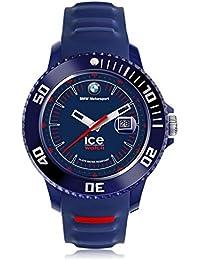 [アイスウォッチ]ICE-WATCH BMW Motorsport by Ice-Watch - Sili - Dark Blue & Red - Unisex BM.SI.BRD.U.S.14 【正規輸入品】