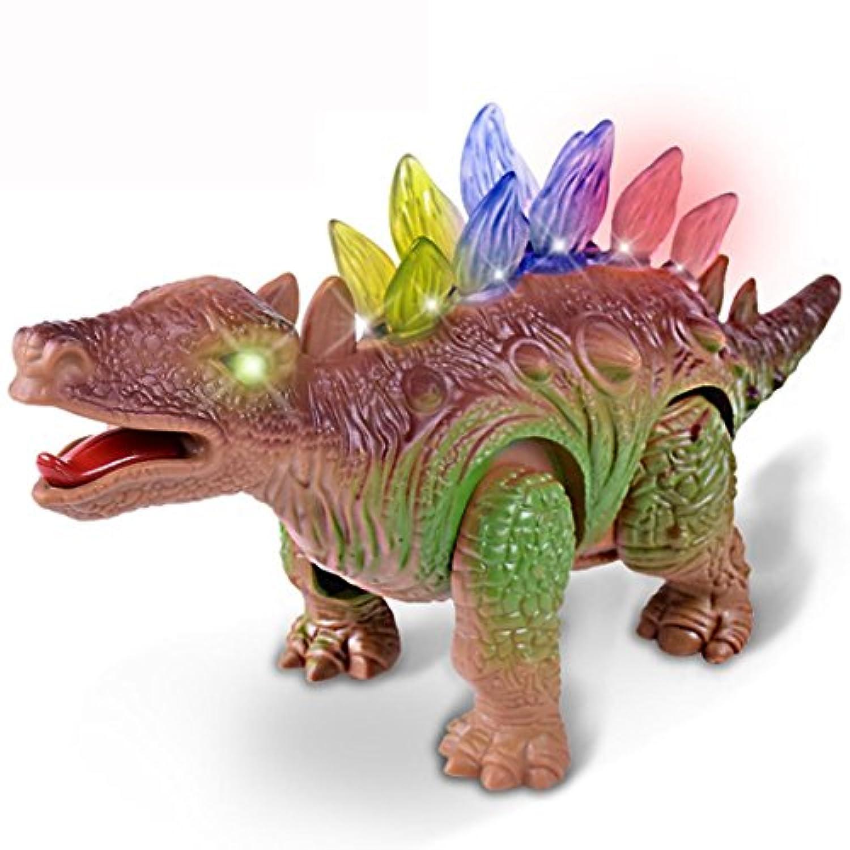coerni Christmas Gift for Kids – シミュレーションInteractive Walking Roar恐竜モードおもちゃ、ライトUp