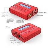 GoolRC G6 多機能 ミニ バランスチャージャー 充電器 放電器 RC Lipo リチウムイオン Ni-MHRC バッテリー 電池用 画像