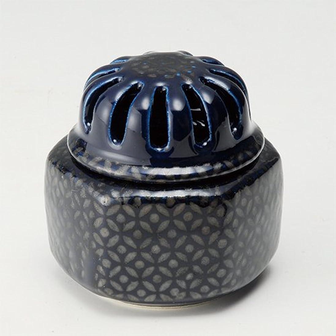 判定バナー難しい香炉 瑠璃七宝 福香炉 [R8.8xH8.7cm] プレゼント ギフト 和食器 かわいい インテリア