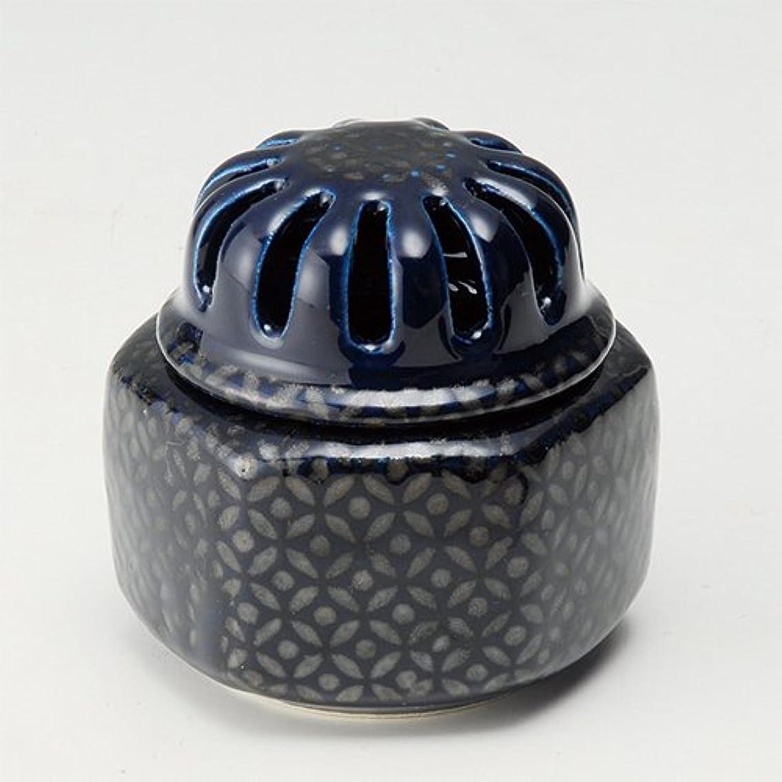 ヘッドレス豊かな香炉 瑠璃七宝 福香炉 [R8.8xH8.7cm] プレゼント ギフト 和食器 かわいい インテリア