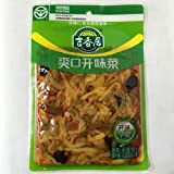 吉香居爽口開味菜 味付けザーサイスライス 180g 中華食材