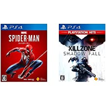 【PS4】Marvel's Spider-Man 通常版ソフト+【PS4】KILLZONE SHADOW FALL PlayStation Hits 【Amazon.co.jp限定】オリジナルPC&スマホ壁紙 配信 セット