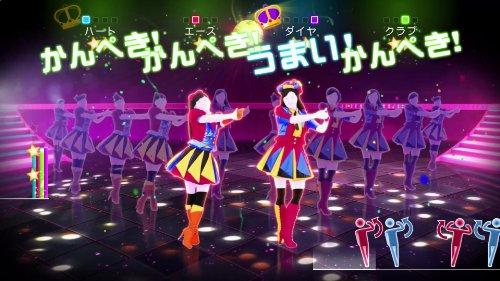 JUST DANCE Wii U