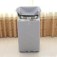 VStoy 洗濯機カバー 屋外 防水 紫外線 防日焼け 防塵 抗老化 全自動洗濯機用 (S(52cm*52cm*86cm), 標準生地)