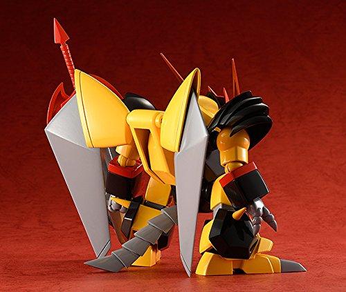 PLAMAX 魔神英雄伝ワタル MS-03 邪虎丸 ノンスケール ABS&PS&PE製 組み立て式プラスチックモデル