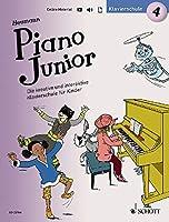 Piano Junior: Klavierschule 4: Die kreative und interaktive Klavierschule fuer Kinder. Band 4. Klavier.